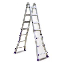 Σκάλα Αλουμινίου Επαγγελματική Multi Use 4Χ5