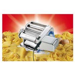 IMPERIA ELECTRIC 230V Μηχανή Φύλλου και Ζυμαρικών με Μοτέρ Ηλεκτρικό 230V 33.5x18x17cm Επιχρωμιωμένο Ατσάλι ΜΑΧ Πλάτος Ζύμης 14cm Βάρος 4.5kg Ιταλίας