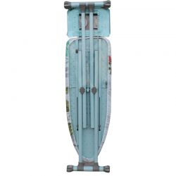 Σιδερώστρα Ατμού 157x41x98cm 8.35kg Ρυθμιζόμενο Ύψος 76-98cm Διάμετρος Ποδιού Ø36cm Επιφάνεια Σιδερώματος 124x43cm IRINA Βεραμάν