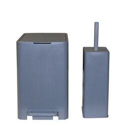 Πιγκάλ 9.5x11.5x35cm Πλαστικό 0.25kg Γκρι Τιτανίου Ελλάδας