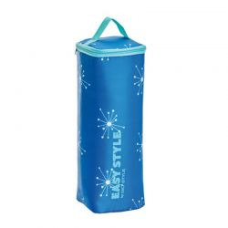 GIOSTYLE ITALY Ισοθερμική Θήκη Θερμός 10x10x35.5cm Πάχος 4mm 2lt Πολυεστέρας 70D Πιστοποιήσεις Azo FREE/REACH EASY STYLE BOTTLE COOLER Μπλε
