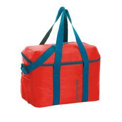 GIOSTYLE ITALY Ισοθερμική Τσάντα 37x26x31cm Πάχος 6mm 30lt Πολυεστέρας 120D MAX Απόδοση 13 Ώρες Πιστοποιήσεις Azo FREE/REACH FRIO 30 Κόκκινο