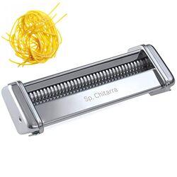 Marcato Εξάρτημα Ζυμαρικών SPAGHETTI ALLA CHITARRA για Μηχανές Φύλλου Atlas 150 Classic,Roller, Desing ΙΤΑΛΙΑΣ