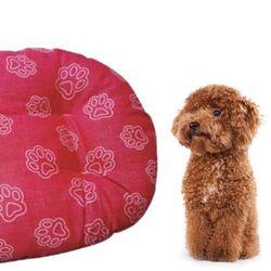 Στρώμα Σκύλου-Γάτας 45x30x8cm για Κρεβατάκι 60x44x21cm Μπορντό BAMA GROUP