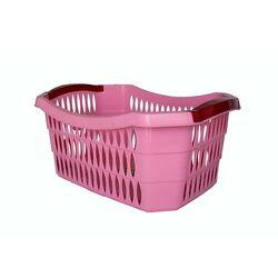 Καλάθι Ρούχων 40lt Ροζ