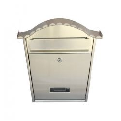 Γραμματοκιβώτιο ΙΝΟΧ POST