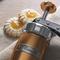 Marcato Μπισκοτομηχανή Design 2 Επιπέδων 5.5x5.5x21cm με 20 Κεφαλές για Μπισκότα Ανοδιωμένο Αλουμίνιο Χάλκινο Ιταλίας