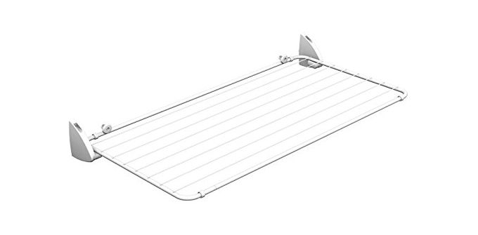 GIMI ITALY Απλώστρα Ρούχων Τοίχου Μεταλλική 111x55x13.5cm Βαμμένη Μέγιστο Άπλωμα 10m MAX Αντοχή 7kg TABULAGIMI ITALY Απλώστρα Ρούχων Τοίχου Μεταλλική 111x55x13.5cm Βαμμένη Μέγιστο Άπλωμα 10m Αντοχή 7kg TABULA