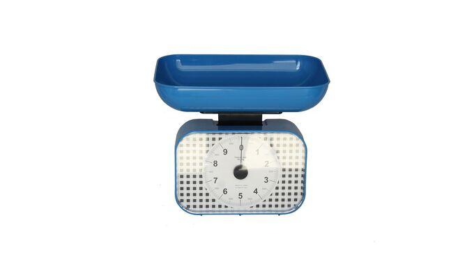 Μηχανική Ζυγαριά Κουζίνας με Ικανότητα Ζύγισης 10kg KITCHEN Μπλε