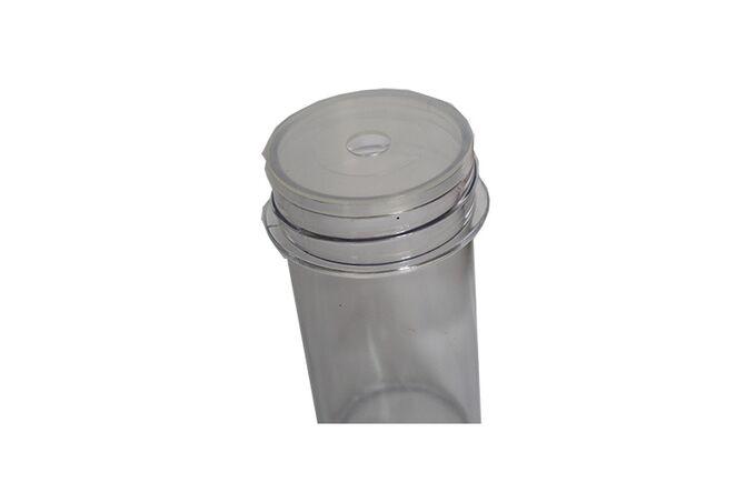 Σετ Μπαχαρικών 6 Θέσεων Ø16x18cm με Περιστρεφόμενη Βάση Πλαστικό ABS