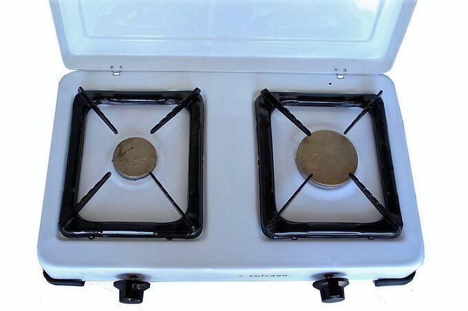 Εστία Υγραερίου (Πετρογκάζ) με 2 Εστίες Επιτραπέζια