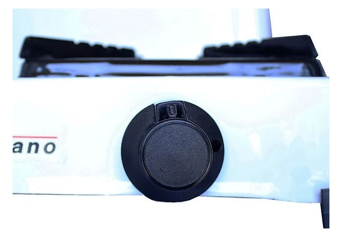 Εστία Υγραερίου (Πετρογκάζ) με 1 Εστία Επιτραπέζια