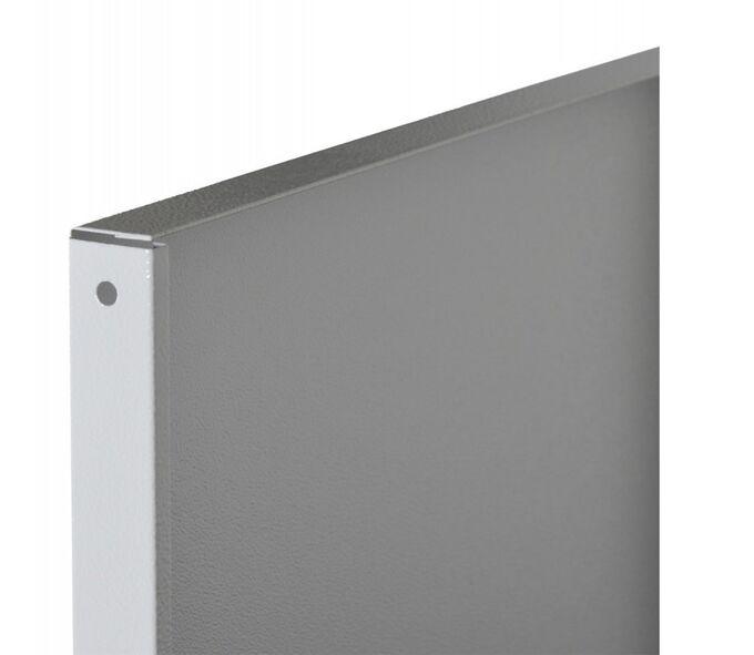 Μεταλλικό Ράφι 70x36cm Μεταλλικής Ντουλάπας 452.107 Μπεζ