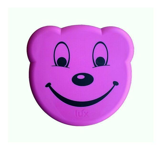 Παιδικό Σκαμπό Ροζ Αρκουδάκι
