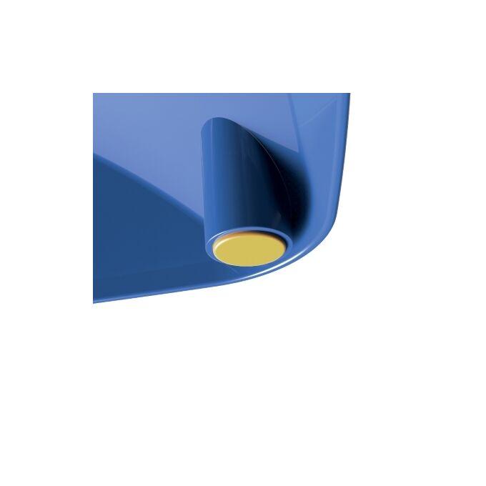 Ταΐστρα Σκύλου-Γάτας 25x25x6.1cm Μπλε 1.2lt BAMA GROUP Ιταλίας