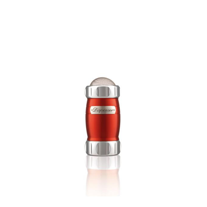Marcato Αχνορίχτης Design 5.5x12.5cm  από Ανοδιωμένο Αλουμίνιο Κόκκινο Ιταλίας
