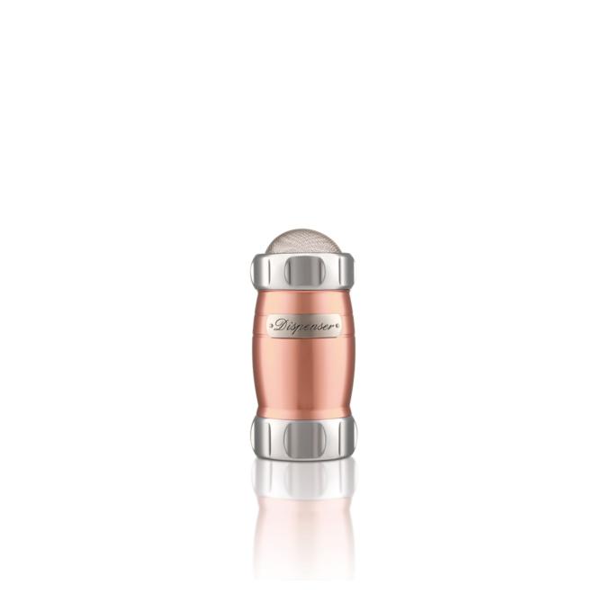 Marcato Αχνορίχτης Design 5.5x12.5cm  από Ανοδιωμένο Αλουμίνιο Ροζ Ιταλίας