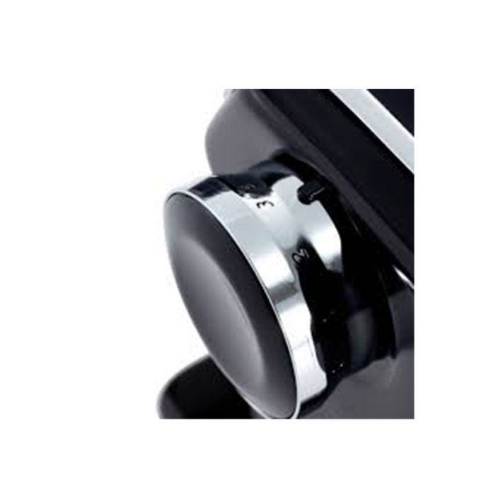 Marcato ATLAS150 DESIGN ΑΛΟΥΜΙΝΙΟ Ανοδιωμένο Βαμμένο Μηχανή Φύλλου και Ζυμαρικών 20x20x15.5cm Διαιρούμενη MAX Πλάτος Ζύμης 15cm Βάρος 1.68kg Μαύρο Ιταλίας