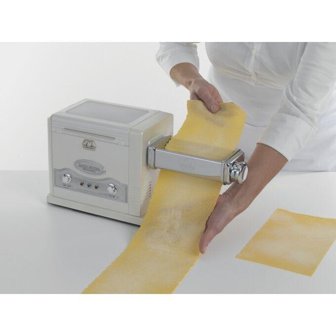 MARCATO PASTAMIXER Μηχανή Παρασκευής Ζύμης Φύλλου και Ζυμαρικών Ηλεκτρική 170W Οικιακή/Επαγγελματική με 3 Εξαρτήματα ABS 31x15x20cm 7.5kg Ιταλίας