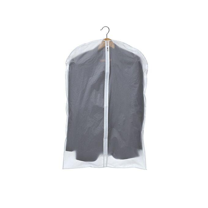 ORDINETT ITALY Θήκη Φύλαξης Κουστουμιών 60x100cm 100% PEVA TOP CLASS WHITE 1/100 Διάφανο