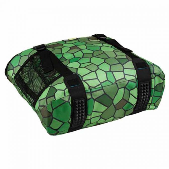 GIOSTYLE ITALY Ισοθερμική Τσάντα 38x13x36cm Πάχος 10mm 19lt Πολυεστέρας 600D MAX Απόδοση 15 Ώρες Πιστοποιήσεις Azo FREE/Reach COOLBAG BOXY SHELL