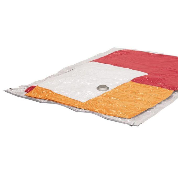 ORDINETT ITALY Σακούλα Αποθήκευσης Κενού Αέρος 90x120cm με Κέρδος Όγκου έως και 75% ORDISPACE FLAT JUMBO Διάφανη