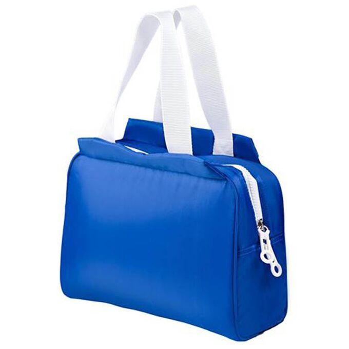 GIOSTYLE ITALY Ισοθερμική Τσάντα 40.5x17x31.5cm Πάχος 6mm 20lt Πολυεστέρας 300D MAX Απόδοση 13 Ώρες Πιστοποιήσεις Azo FREE/REACH SORBETTO L Μπλε