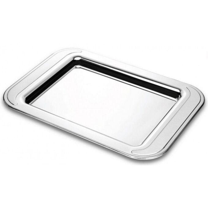 TRAMONTINA Δίσκος Σερβιρίσματος 42.5x30x1.5cm Ατσάλι INOX 18/10 1kg TEOREMA