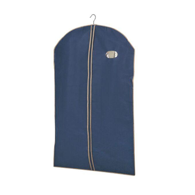 ORDINETT ITALY Θήκη Φύλαξης Κουστουμιών 65x100cm ΤΝΤ 0.10kg BLUE 1/100 ΜπλεORDINETT ITALY Θήκη Φύλαξης Κουστουμιών 65x100cm ΤΝΤ 0.10kg BLUE CLOSED 1/100 Μπλε