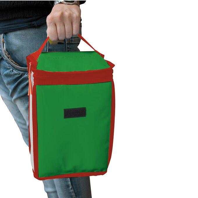 GIOSTYLE ITALY Ισοθερμική Τσάντα Πτυσσόμενη 16x11x23cm Πάχος 10mm 4lt Πολυεστέρας 420D MAX Απόδοση 9 Ώρες Πιστοποιήσεις Azo FREE/REACH DOLCE VITA LUNCH BAG
