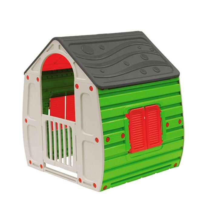 Παιδικό Σπιτάκι Κήπου 102x90x109cm Magical House Πολύχρωμο STARPLAY