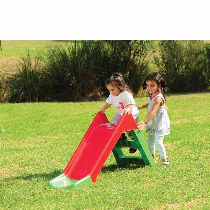 Παιδική Τσουλήθρα Κήπου 135x46x67cm  Slide Πολύχρωμη STARPLAY
