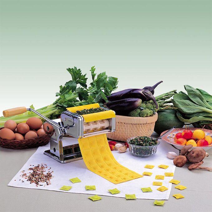 SHULE Εξάρτημα Παρασκευής Ζυμαρικών Raviolini+ Εξάρτημα Κοπής Pastabike Shule