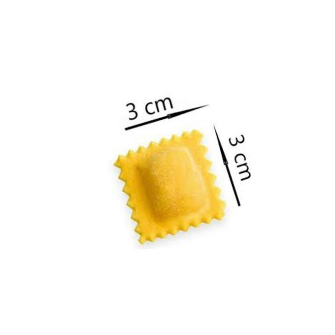 IMPERIA RAVIOLIMAKER 3 Αξεσουάρ Παρασκευής Ζυμαρικού Ravioli 3x3cm για Μηχανές Φύλλου Imperia