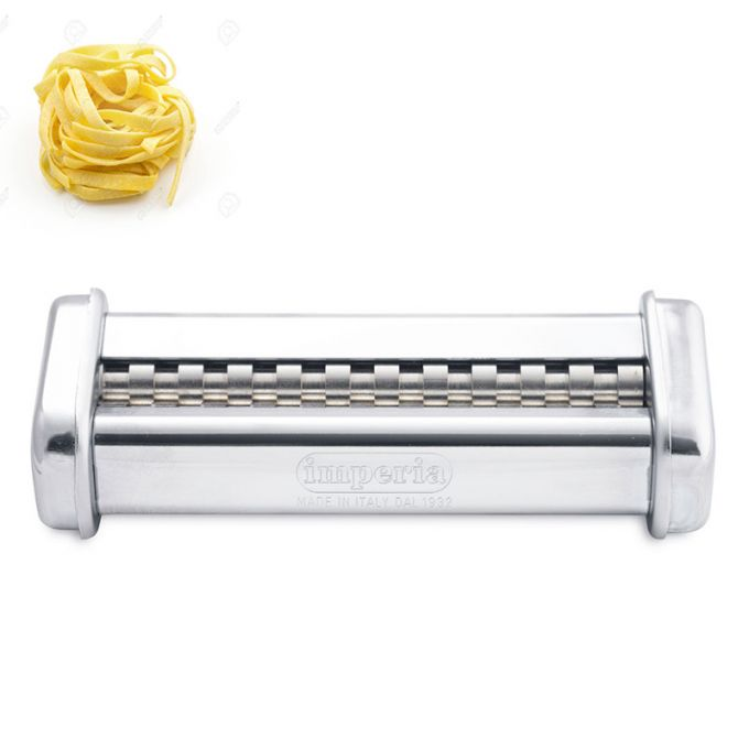 IMPERIA Εξάρτημα Ζυμαρικών Fettuccine 6.5mm για Μηχανές Φύλλου Imperia Ipasta, Electric 230V και Sfogliatrice