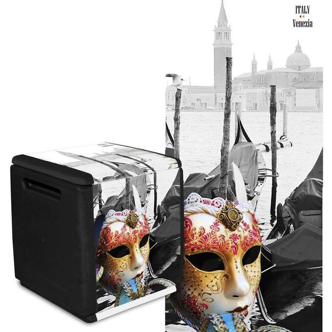 Μπαούλο 54x53x57 120lt Αποθήκευσης Πλαστικό MASSIF 7kg Decor ΒΕΝΕΤΙΑ ARTPLAST
