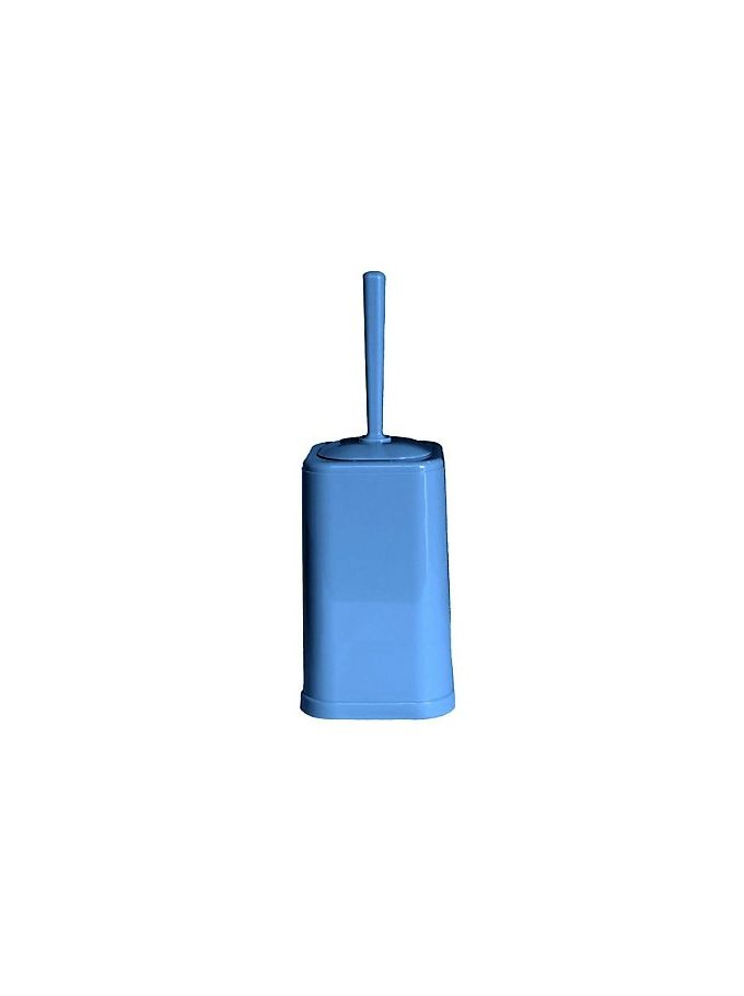 Πιγκάλ Κλειστό Πλαστικό Τετράγωνο Γαλάζιο